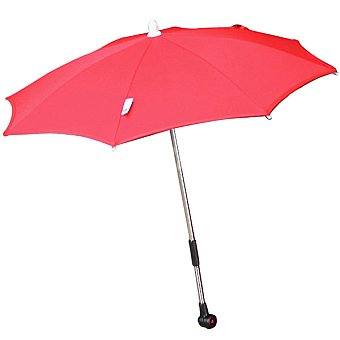 Jm campos sombrilla para silla de paseo en color rojo