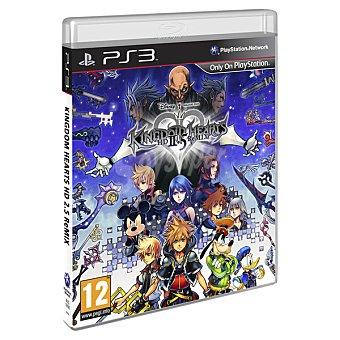 PS3 Videojuego Kingdom Hearts Hd Ii.5 Remix 1 unidad