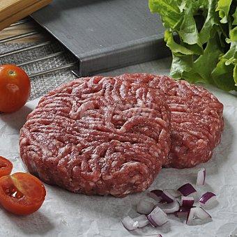 NATRUS Hamburguesa natrus 100% ternera Bandeja de 2 u