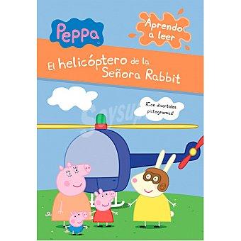 PEPPA PIG : El helicoptero de la señora Rabbit. Primera infancia