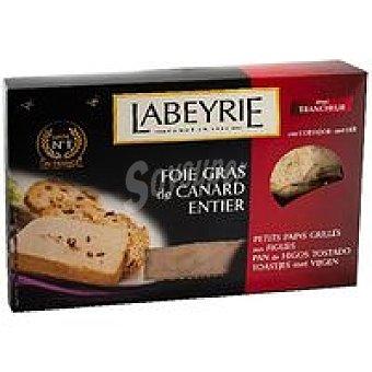 LABEYRIE Foie entier de pato tarrina 120 g