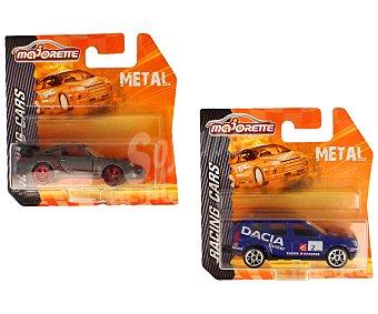 MAJORETTE Surtido de coches Coll Racing 1 unidad