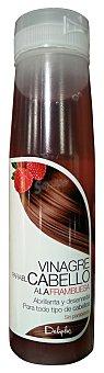 Deliplus Vinagre cabello aroma frambuesa Botella 220 cc