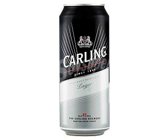 Carling Cerveza premium lata 500 ml