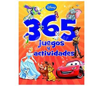 Disney 365 juegos y actividades, libro de actividades. Género: infantil, actividades, vacaciones. Editorial Disney. Descuento ya incluido en pvp. PVP anterior: 365 juegos y actividades