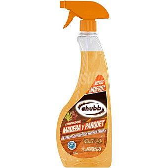 Chubb Limpiador suelo de madera y parquet con esencias de sándalo y cedro spray 750 ml spray 750 ml