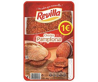 Revilla Chorizo de Pamplona en lonchas 85 gramos