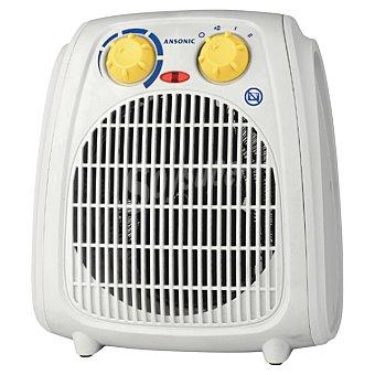 ANSONIC CV 213 Calefactor con termostato ajustable