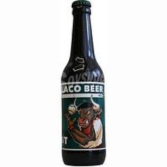 MORLACO Cerveza artesana Labrit de trigo Botellín 33 cl