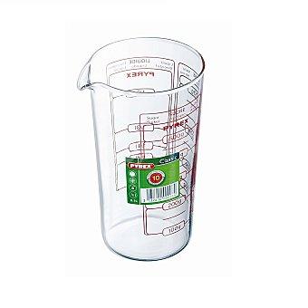 Pyrex Jarra medidora Multiusos de Vidrio 10cm. - Transparente 1 ud