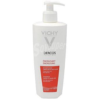 Vichy Dercos Estimulante champú anticaída recomendado para caídas de mínimas a moderadas Frasco 400 ml