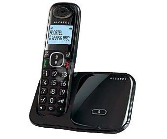Alcatel Teléfono inalámbrico XL280, identificador llamadas, manos libres, agenda identificador llamadas, manos libres, agenda