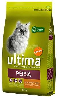 Ultima Affinity Comida para gatos pelo y piel 1,5 Kg