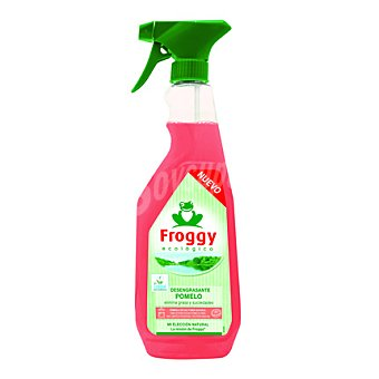 Froggy Limpia cocinas con soda líquida pistola 750 ml