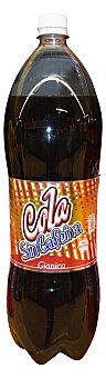 GIANICA Cola sin cafeina Botella 2 l
