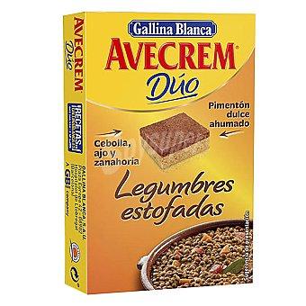 Avecrem Gallina Blanca Duo legumbres estofadas 112 gr
