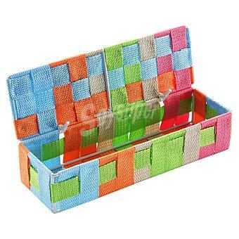 QUO Caja rectangular con tapa Dec