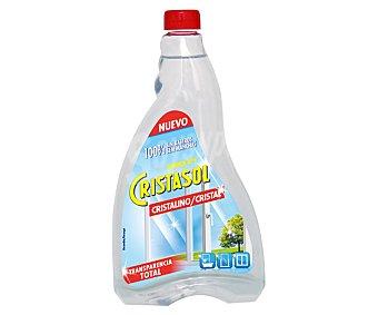 Cristasol Ajax Recambio de limpiacristales 750 ml