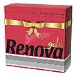 Servilletas 2 capas Gold 40pz Rojo 40 Ud Renova