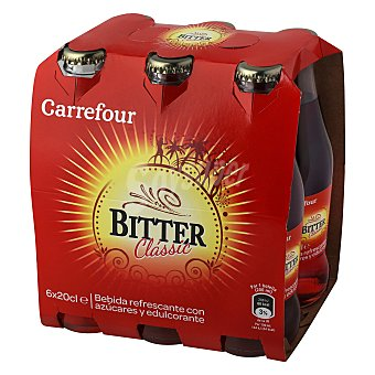 Carrefour Bitter Pack 6x20 cl