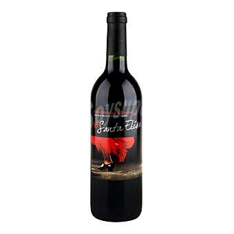 Santa Elisa Vino de la Tierra Castilla Santa Elisa tinto tempranillo Syrah 75 cl