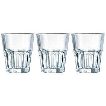 LUMINARC América Vasos de vidrio set de 3 unidades 30 cl