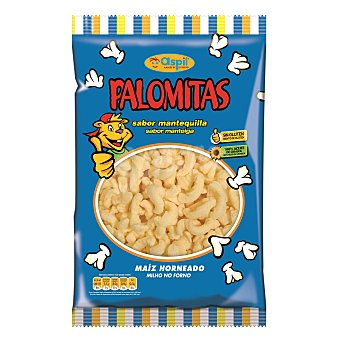 Aspil Palomitas sabor mantquilla phineas and ferb Bolsa 90 gr