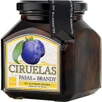 ISMAEL Ciruelas pasas al brandy Frasco 220 g neto escurrido