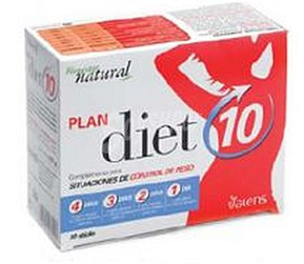 Valens Plan diet 10 92 G