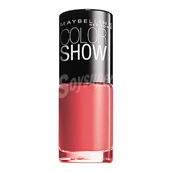 Maybelline New York Laca de uñas colorshow nº 342 coral craze 1 ud