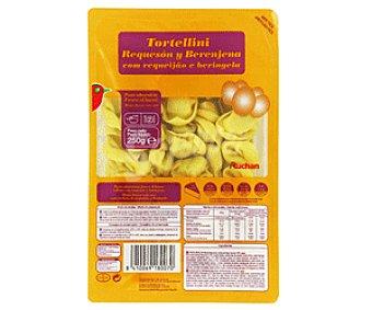 Auchan Tortellini Requesón-Berenjena (pasta Fresca) 250g