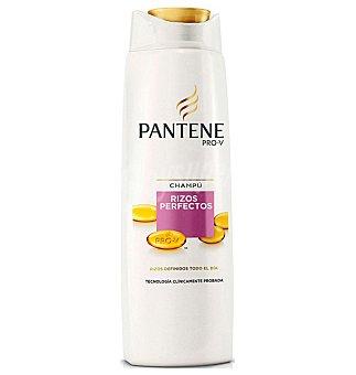 PANTENE Champú cabello rizos perfectos Botella 270 cc