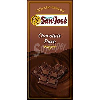 Horno San José Chocolate a la taza sin leche Tableta 200 g