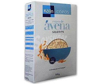 Kölln Cereales copos de avena suaves Caja 500 g