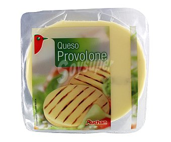 Auchan Queso provolone dolce 200 gramos
