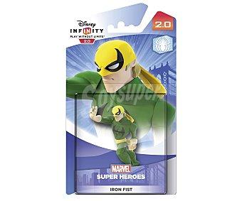 DISNEY Figura Shield, Iron Fist (Puño de Hierro), Disney Infinity 2.0 1 Unidad