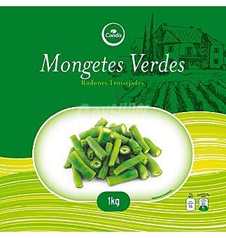 Condis Judías verdes redonda-trozos 1 kg