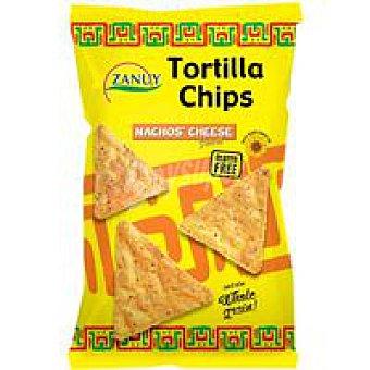 Zanuy Nachos cheese Bolsa 200 g