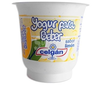 Celgán Yogur Líquido Limón 125 Gramos