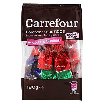 Carrefour Bombones sin azucar 180 g