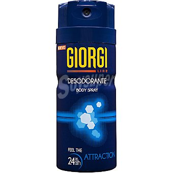 Giorgi Desodorante Feel The Attraction 24h Spray 150 ml