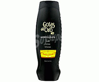 Instituto Español Gel de Baño Gotas de Oro 750ml