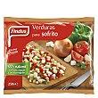 Verduras para sofrito 100% natural Bolsa 250 g Findus