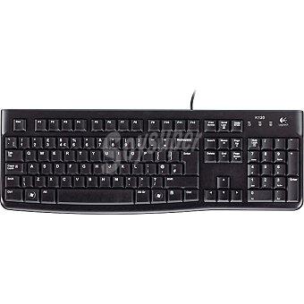 LOGITECH K120 Teclado completo con teclado numérico