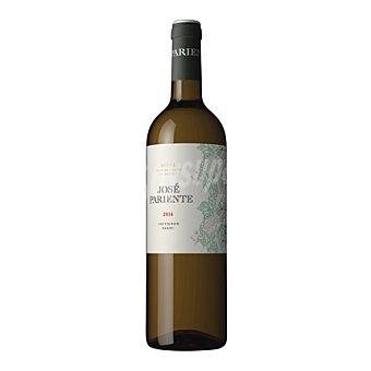 José Pariente Vino D.O. Rueda blanco sauvignon blanc Botella de 75 cl