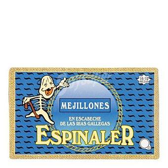 Conservas Espinaler Mejillones 70 g