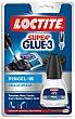Super glue-3 con pincel Envase de 5 g Loctite