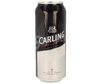 Carling Cerveza inglesa Lata de 50 centilitros