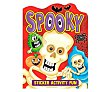 Spooky Sticker , vv.aa. Género: infantíl  Dodot Activity