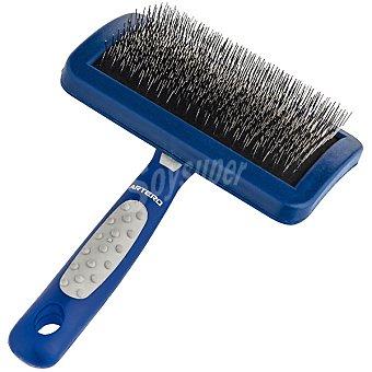 ARTERO COMPLEMENTS Slicker púa dura cepillo para mascotas para desenredar y alisar el pelo 1 unidad